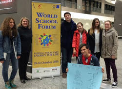 Itc Tosi World school forum 2015