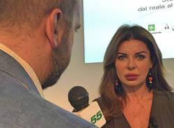L'imprenditrice Alba Parietti