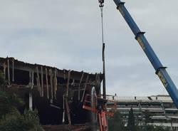 La demolizione della Malerba