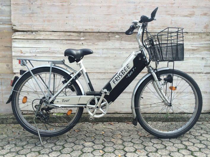 Le foto delle biciclette rubate