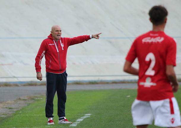 Le immagini di Varese - Union Villa Cassano 4-0