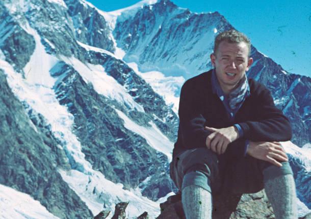 Mario Bisaccia, alpinista