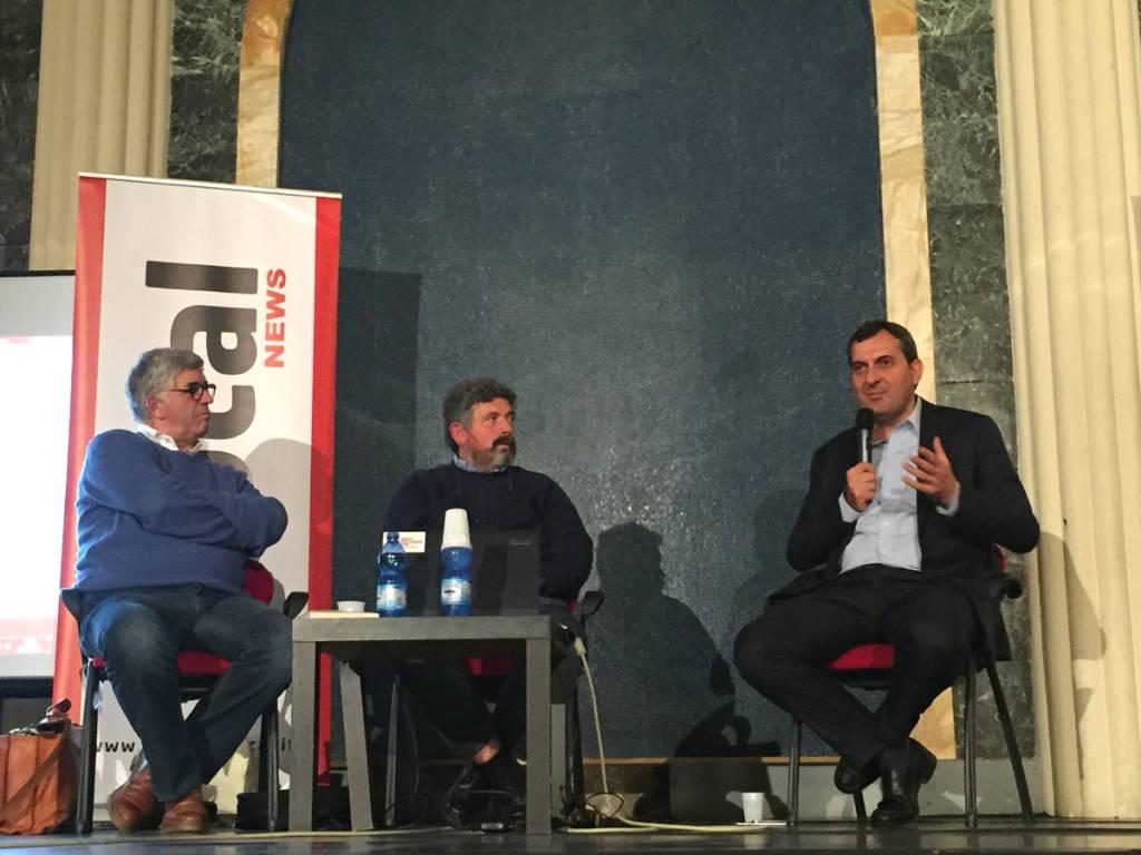 Mario Calabresi al Teatro Santuccio