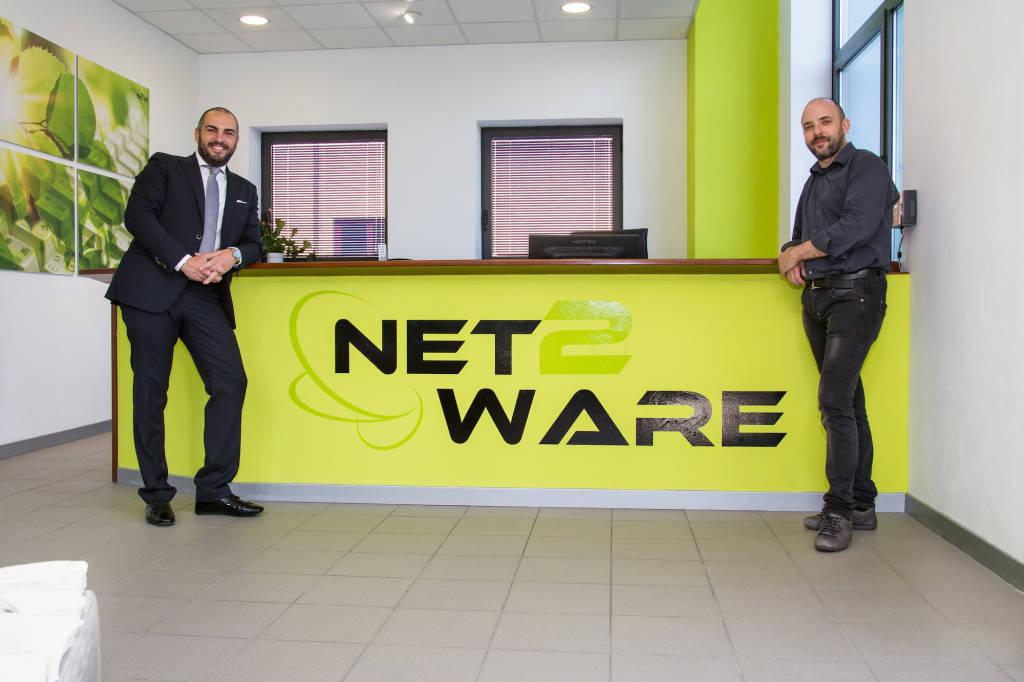 Net2Ware, soluzioni in un click