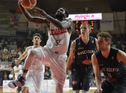 Openjobmetis Varese Pasta Reggia Caserta basket serie a