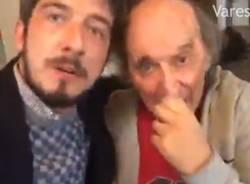 Paolo Ruffini e Bruno Arena