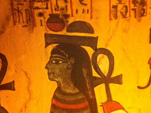 Pashed: l'artista del Faraone