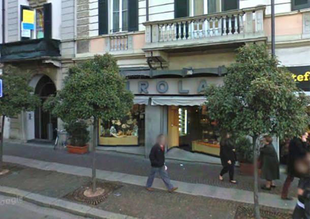 Pasticceria Pirola Via Morosini