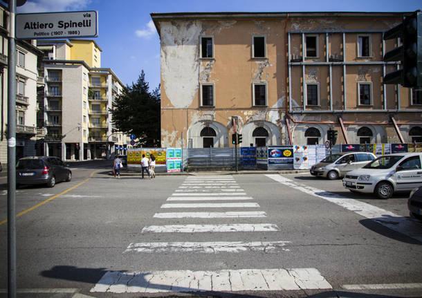 #piazzainvita, le foto di Stefano Anzini