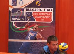 Presentazione campionati europei pallavolo maschile