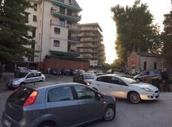Primo giorno di parcheggio all'ospedale di CIRCOLO