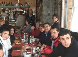 Ragazzi del Guatemala in gita a Varese