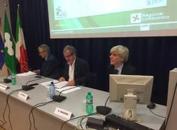 Roberto Maroni incontra i medici di Varese e di Como