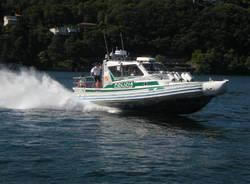 squadra nautica polizia provinciale ottobre 2015