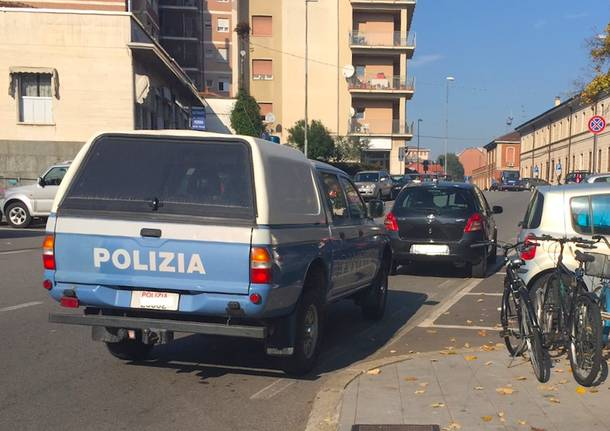 stazione di gallarate polizia controlli