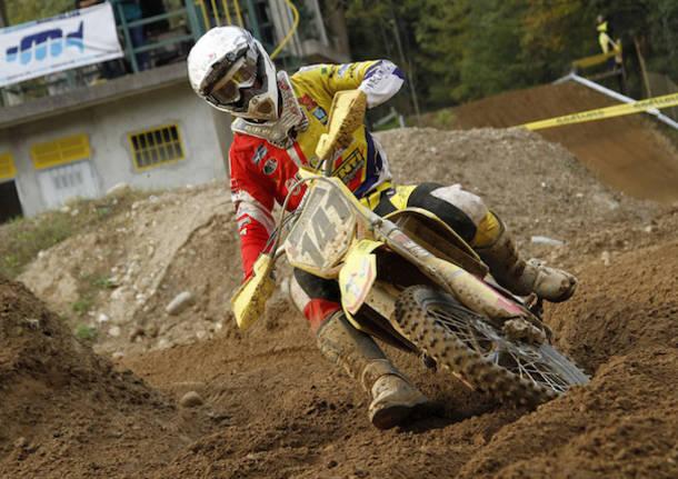Supercampione Lombardo al Motocross di Schianno