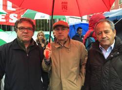 Una selva di ombrelli per la riforma pensionistica