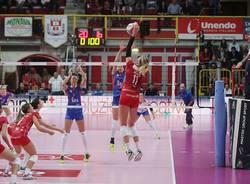 Unendo Yamamay - SudTirol Bolzano 3-0 pallavolo femminile serie a1