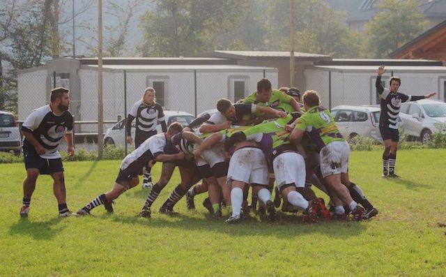 Unni Valcuvia - Rugby Malpensa 10-16