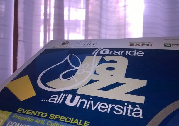 grande jazz all'università