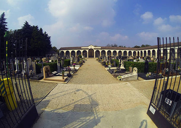 cimitero borsano