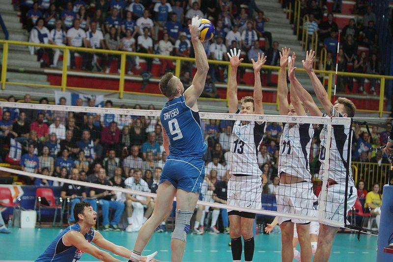 volley italia finlandia