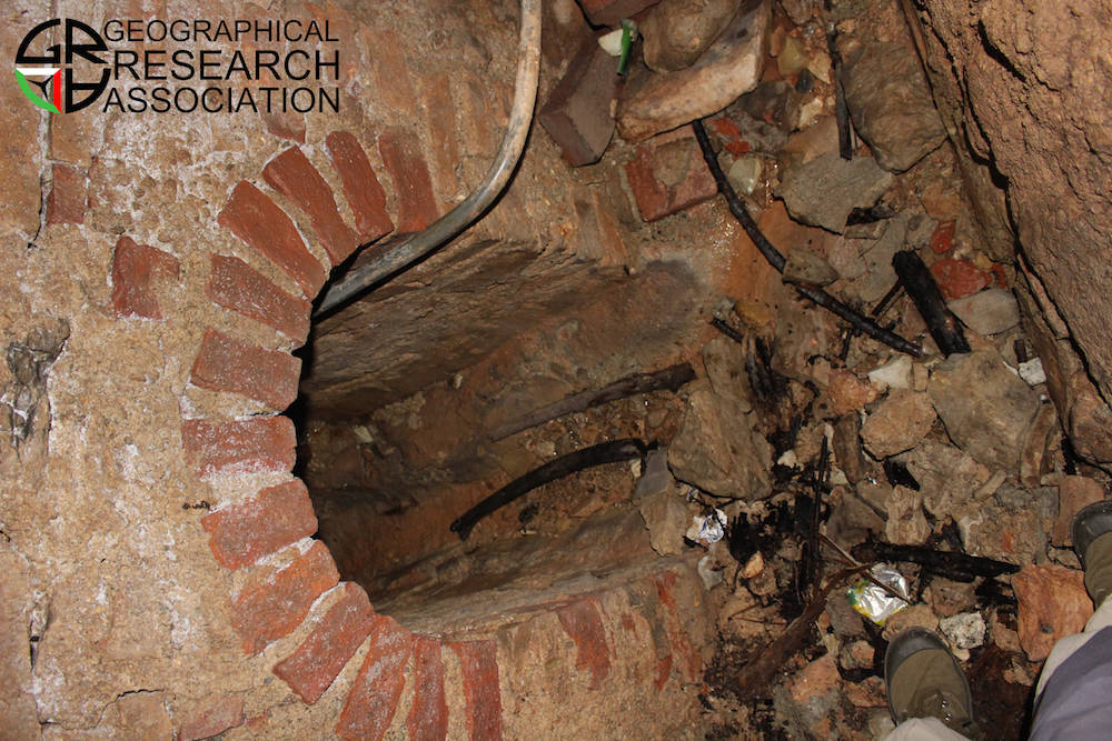 acquedotto sacro monte geografic research association