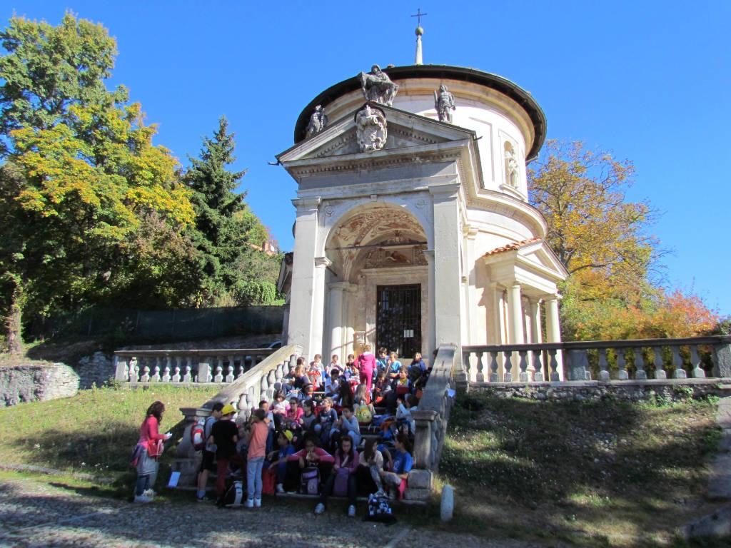 Alla scoperta del Sacro Monte con le guide della Galilei