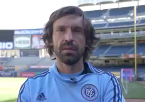 andrea pirlo video
