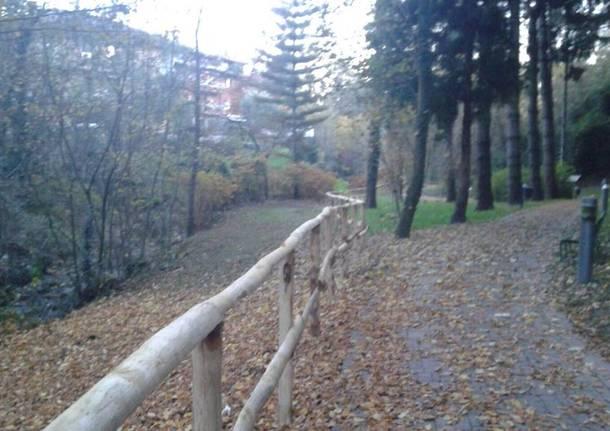 Ufficio Del Verde Varese : Maltempo chiuso il parco tinella e il parcheggio di via mazzorin
