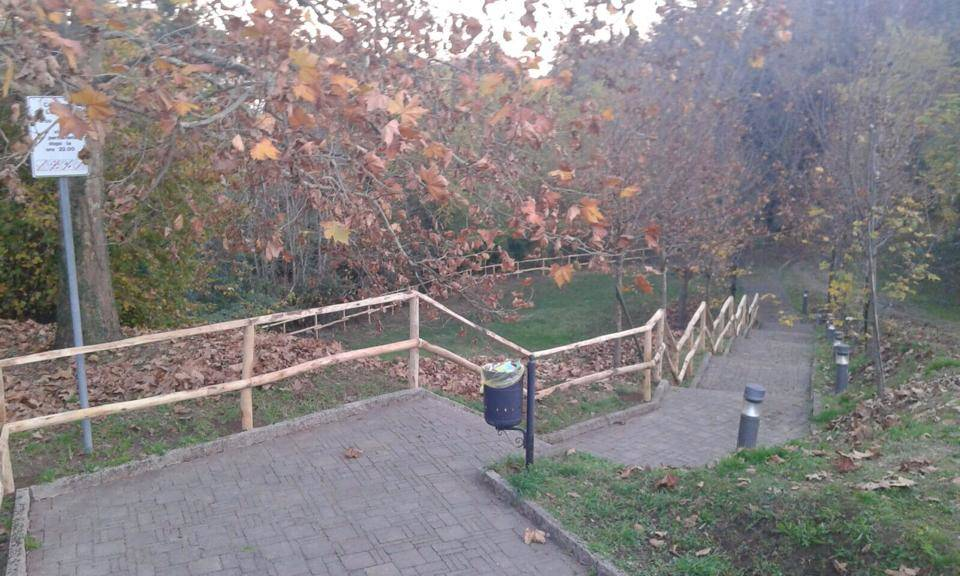 area verde tinella