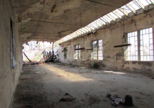 Calzaturificio Borri: degrado e abbandono