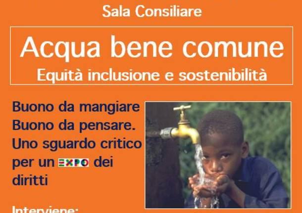ACRACCS - ACQUA BENE COMUNE