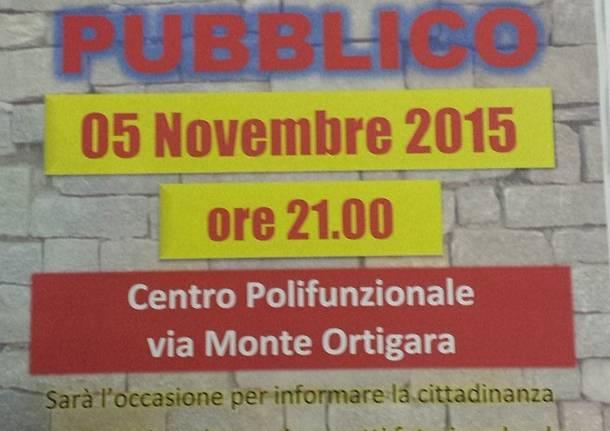 COMUNE DI MORNAGO INCONTRO PUBBLICO