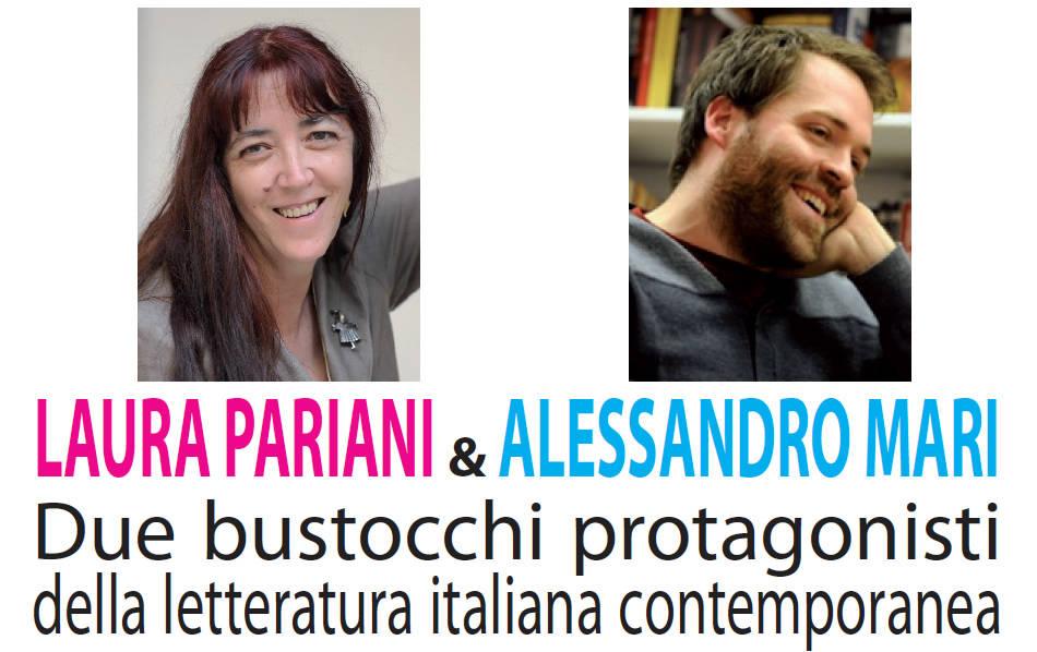 Laura Pariani & Alessandro Mari