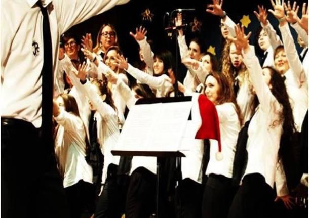 John Paul II Choir Christmas Live Concert