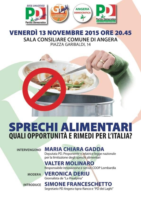 Sprechi alimentari: quali opportunità e rimedi per l'Italia?
