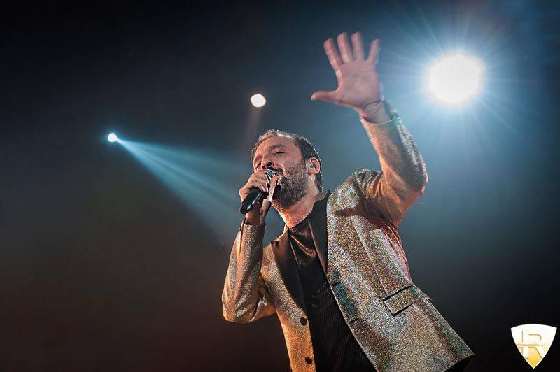 Cesare Cremonini in concerto al Mediolanum Forum