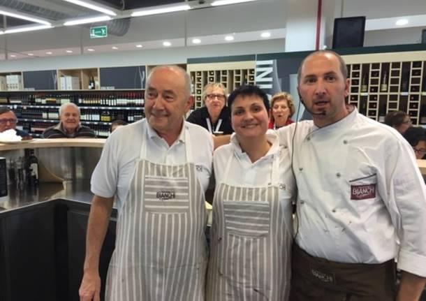 Cioccolato in festa con Giovanni Bianchi