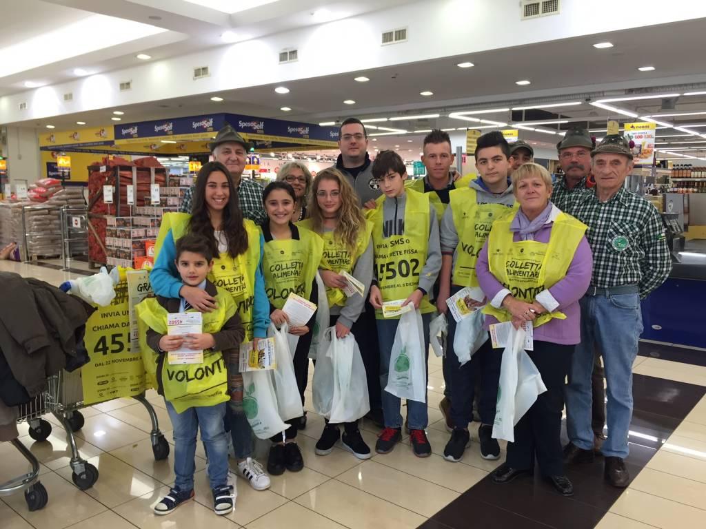 Colletta Alimentare 2015 - Tigros Solbiate Arno