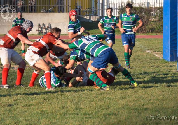 Cus Milano - Asd Rugby Varese