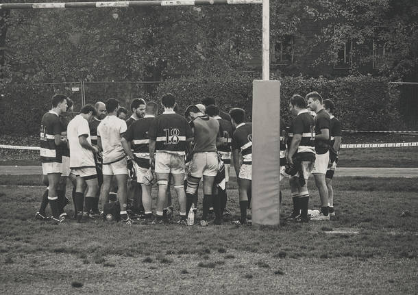 Cus Milano vs Rugby Varese 72-8