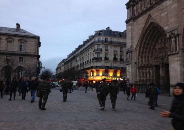 Diario da Parigi assediata