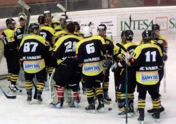 hockey club varese mastini