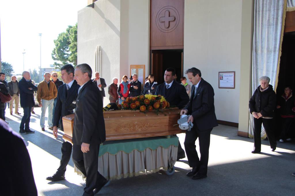 """I funerali di Francesco """"Boninsegna"""""""