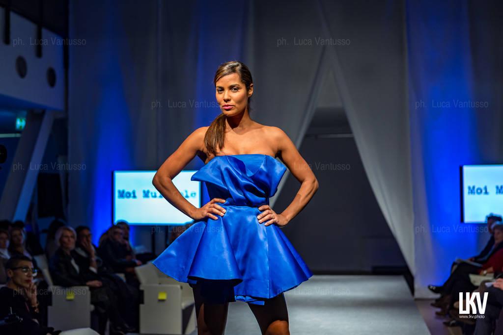 I giovani astri del fashion lombardo sfilano a Ville Ponti