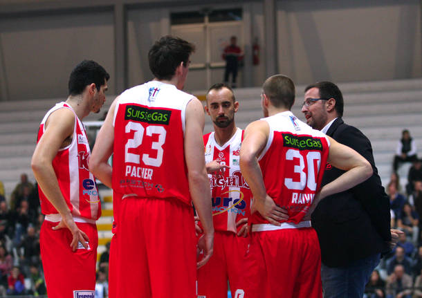 knights legnano basket