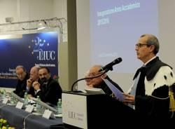 L'inaugurazione del 25esimo anno accademico della Liuc