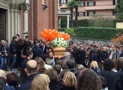 L'ultimo saluto ad Andrea Paltani