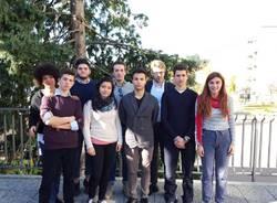 la giunta della Consulta studentesca